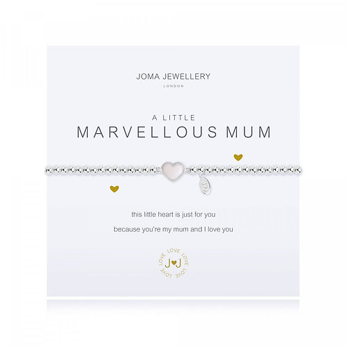 a little Marvellous Mum Bracelet