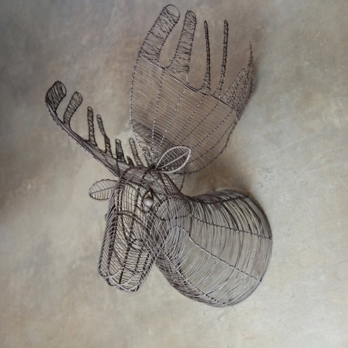 Eko Wire Moose Head