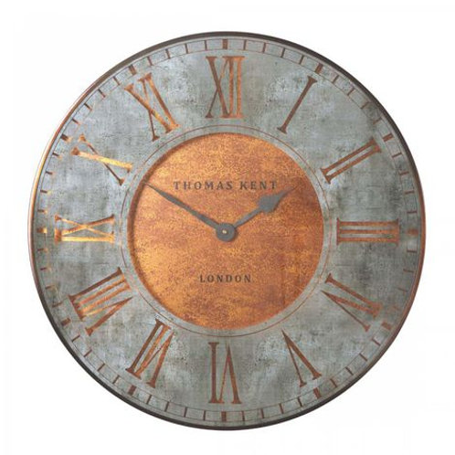 "21"" Florentine Wall Clock Star"