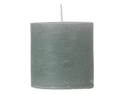 Rustic Grau Tealight (5x5cm)