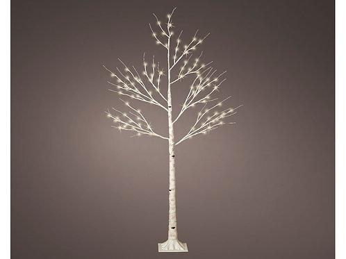 LED birch tree 180cm - 96 Lights