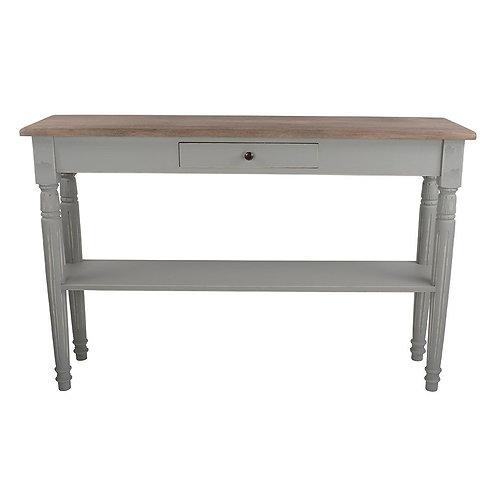 Oblong Side Table Picardie Shutter