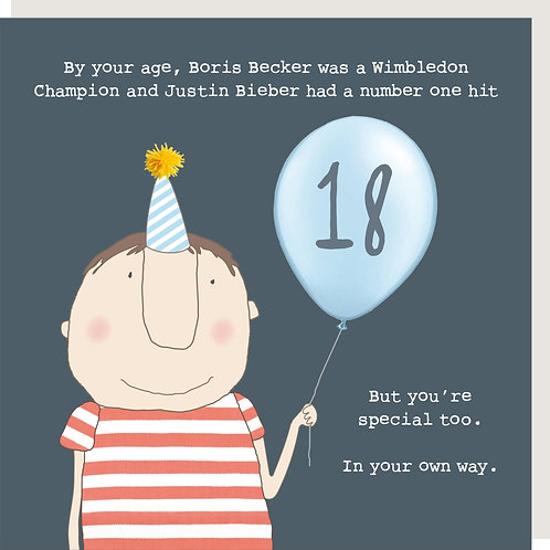 18 - You're Special too