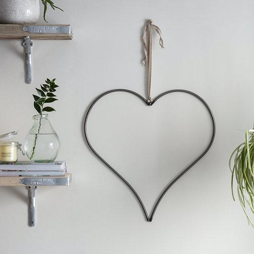 Steel Farringdon Heart