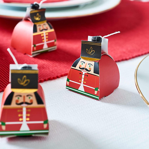 PACK OF EIGHT NUTCRACKER POPPERS