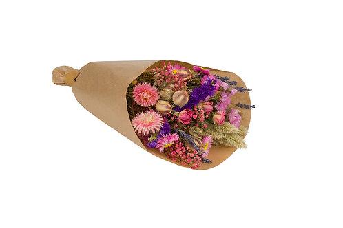 Wildflower Field Bouquet, Small, Pink