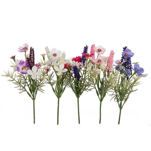 Mini Wildflower Bouquet Mixed Set of Two