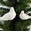 Thumbnail: Assorted Doves with Clips
