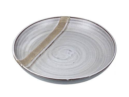 Grey Platter Avardo