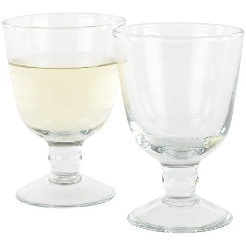 White Wine Svenska Glass