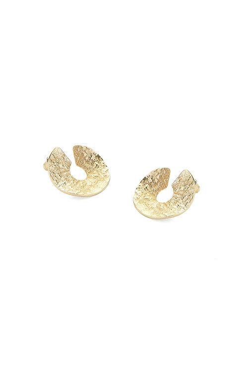 Sole Earrings Gold