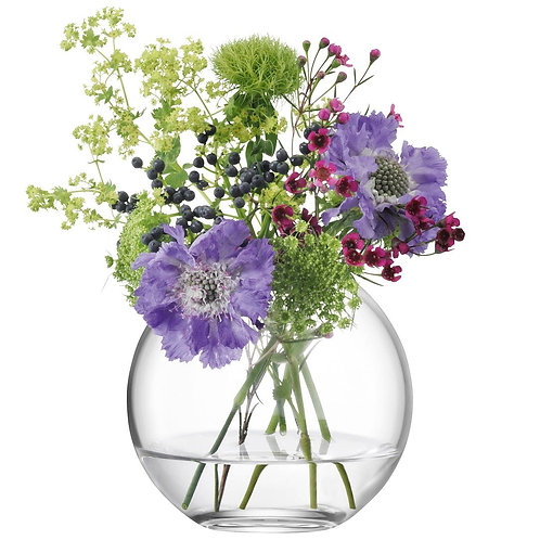 Globe Vase H11cm