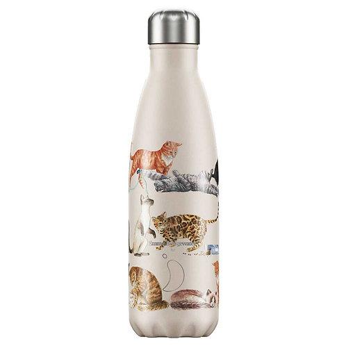 Emma Bridgewater Cats 500ml Chilly's Water Bottle