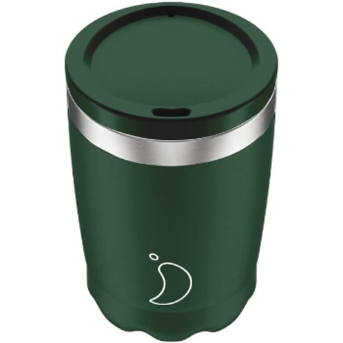 Matte Green Chilly's Coffee Cup 340ml