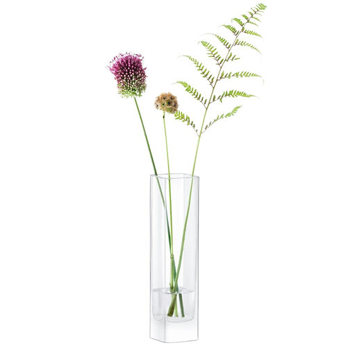 Modular Vase 20 x 5 x 5cm Clear