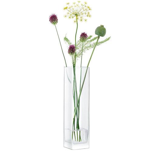 Modular Vase 40 x 10 x 10cm Clear