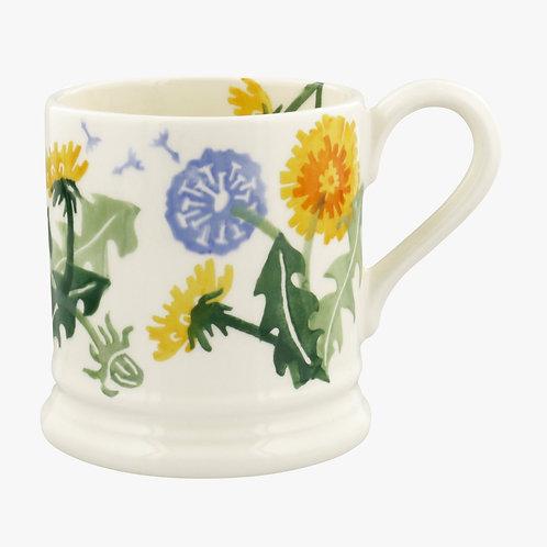 Dandelion 1/2 Pint Mug