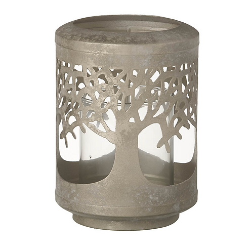 Metal Tree Candleholder