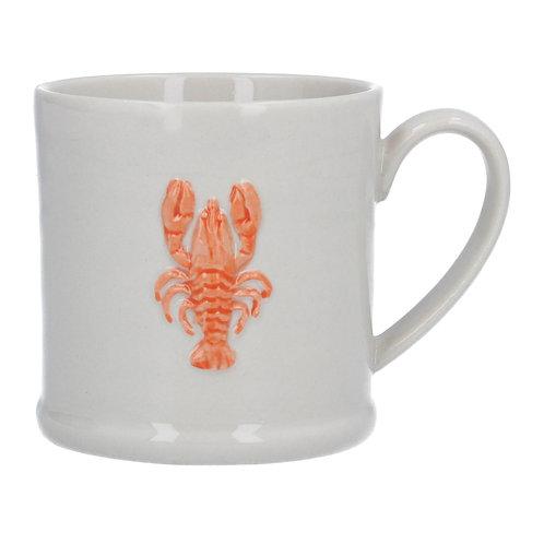 Ceramic Mini Mug - Lobster