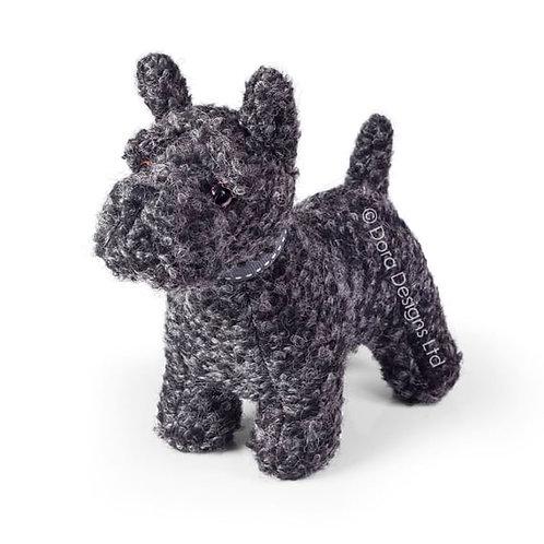 Mac The Scottie Dog Paperweight