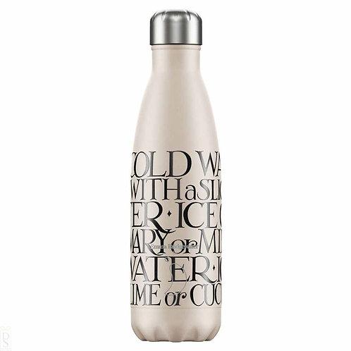 Emma Bridgewater Black Toast 500ml Bottle