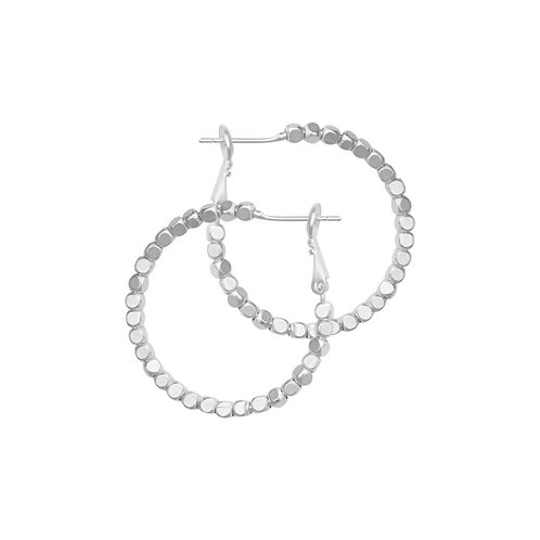 ALINA EARRING SILVER PLATING