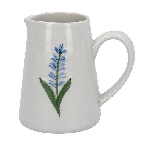 Ceramic Mini jug 10cm - Lavender