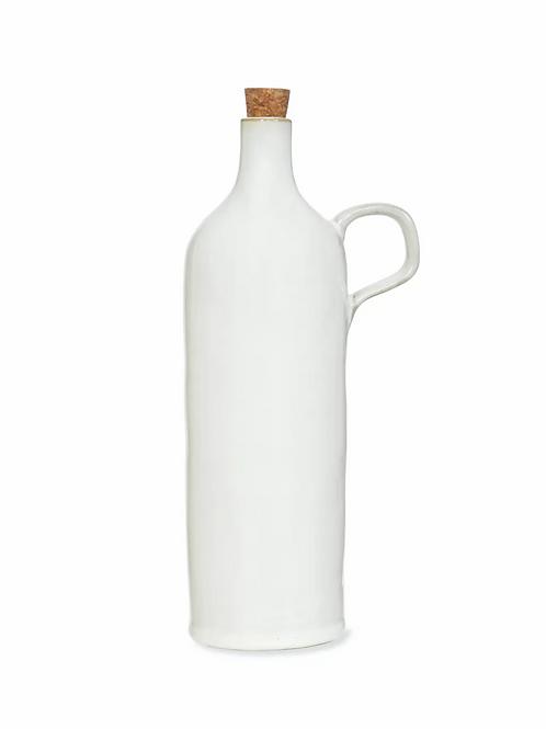 Ceramic Ithaca Oil Bottle