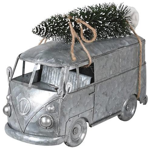 Galvanised Campervan/Tree