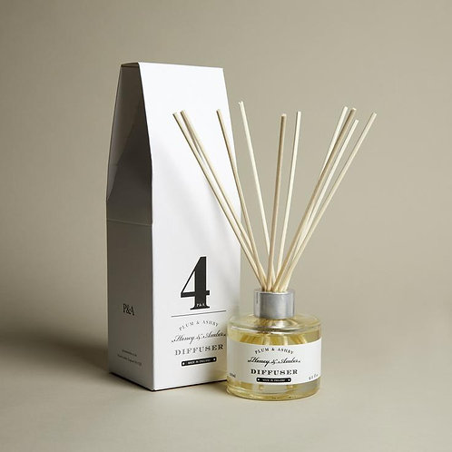 Number 4 Honey and Amber Diffuser