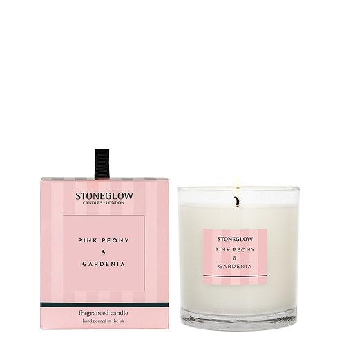 Modern Classics Pink Peony & Gardenia Tumbler