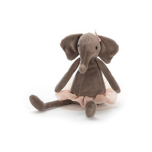 Dancing Darcey Elephant - Medium