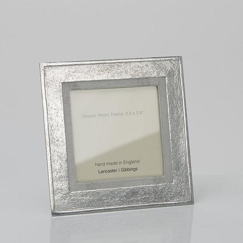 Bantham Pewter Photo Frame (3.5cm x 3.5cm)