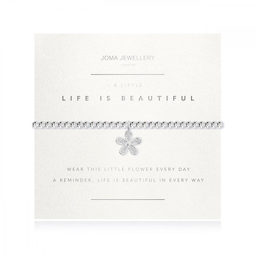 a little Life Is Beautiful