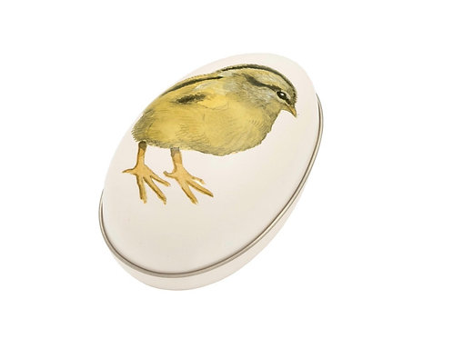 Animals Chick Medium Tin Egg