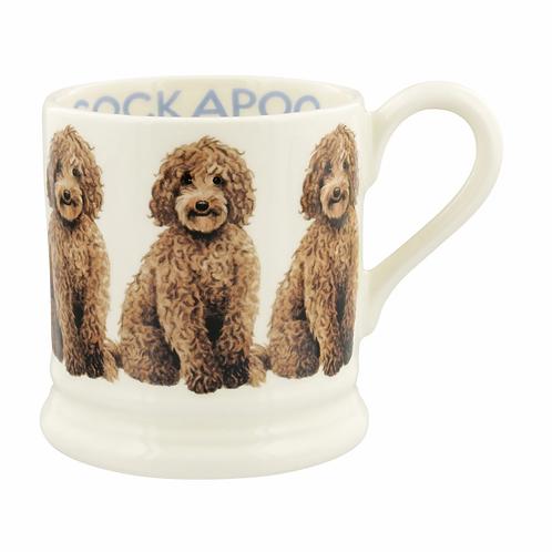 Dogs Cockapoo 1/2 Pint Mug