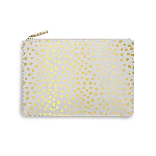 Perfect Pouch - Dalmation Print
