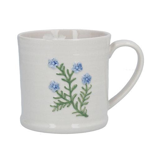 Forget Me Not Ceramic Mug