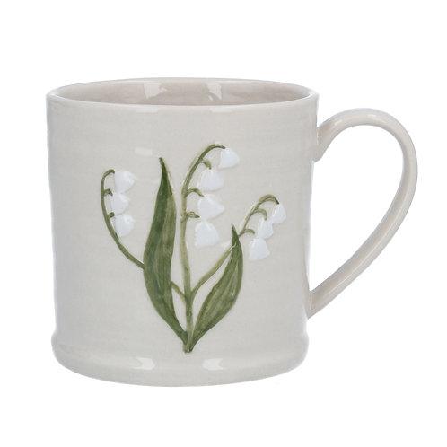 Lily of The Valley Ceramic Mug