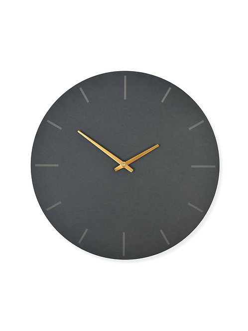 Coleridge Slate Clock - Large