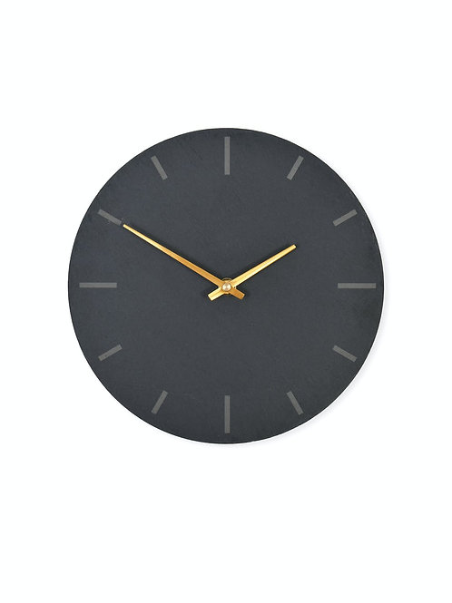 Coleridge Slate Clock - Small