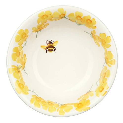 Buttercup and Bee Cereal Bowl