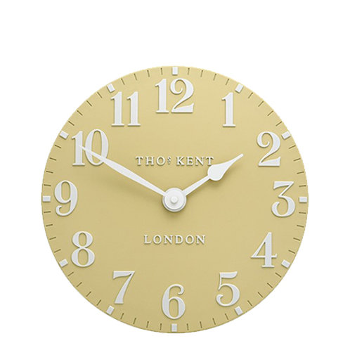 12 Inch Arabic Honey Wall Clock