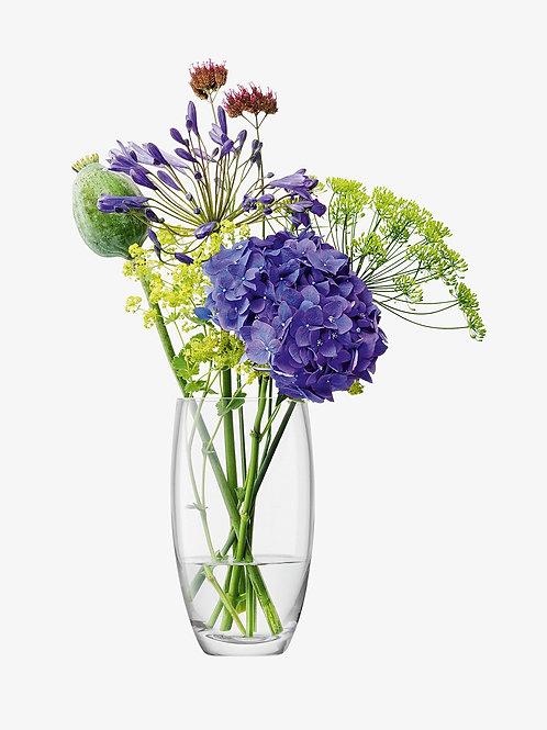 Flower Barrel Bouquet Vase H20cm