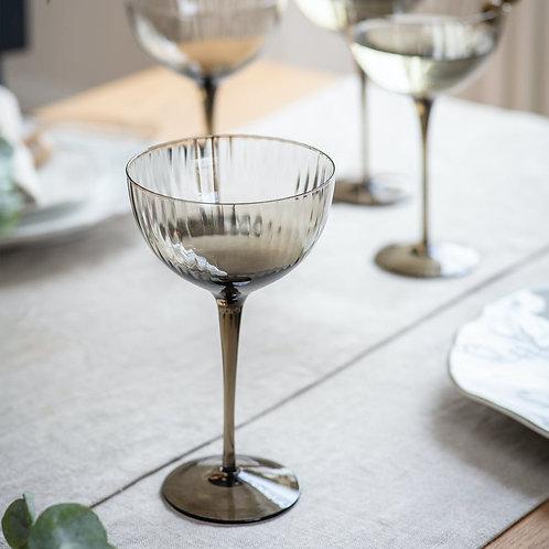 Glass Set of 4 Berkeley Cocktail Glasses