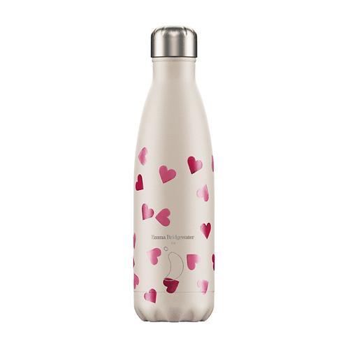 Emma Bridgewater Pink Hearts 500ml Bottle