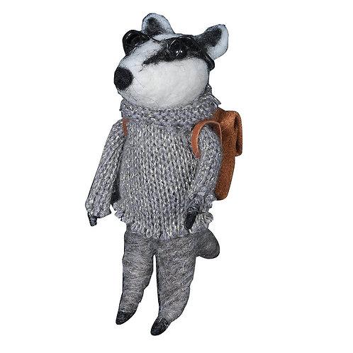 Owen Brainy Badger Deco