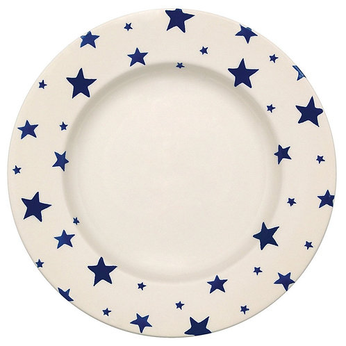Blue Star 10 1/2 Inch Plate