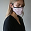 Thumbnail: Adult Organic Cotton Face Covering Pink