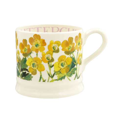 Flowers Buttercup Small Mug